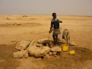 L'eau, renouvelable mais vulnérable