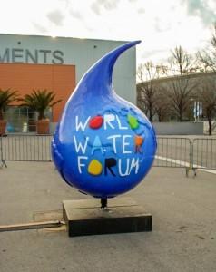 Forum Mondial de l'Eau 2012